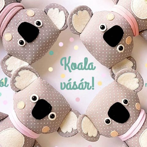 Miaszösz Koala Vásár 2017. okt. 17. 21h-tól