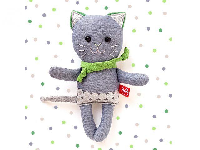 Író Cimborák + Miaszösz 2018 – A zöld fülű macska