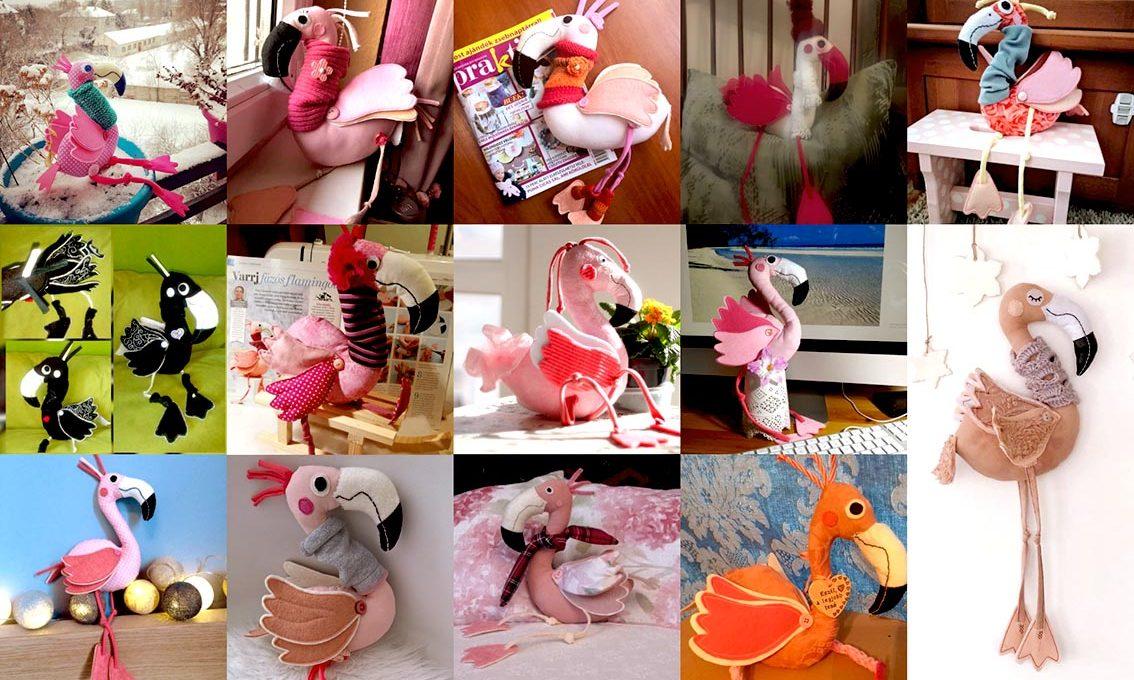 Varrj Fázós Flamingót! – pályázati eredményhirdetés