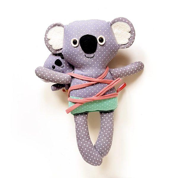 hordozós miaszösz koala