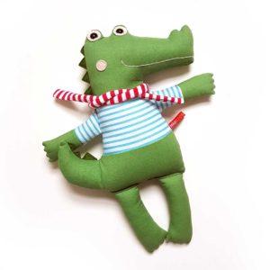 Miaszösz krokodil játékállat